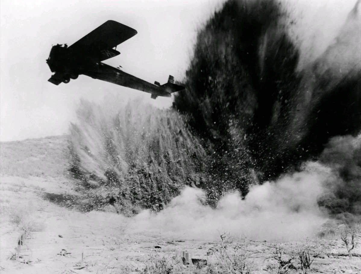 Ангелы ада / Hell's Angels (1930): кадр из фильма