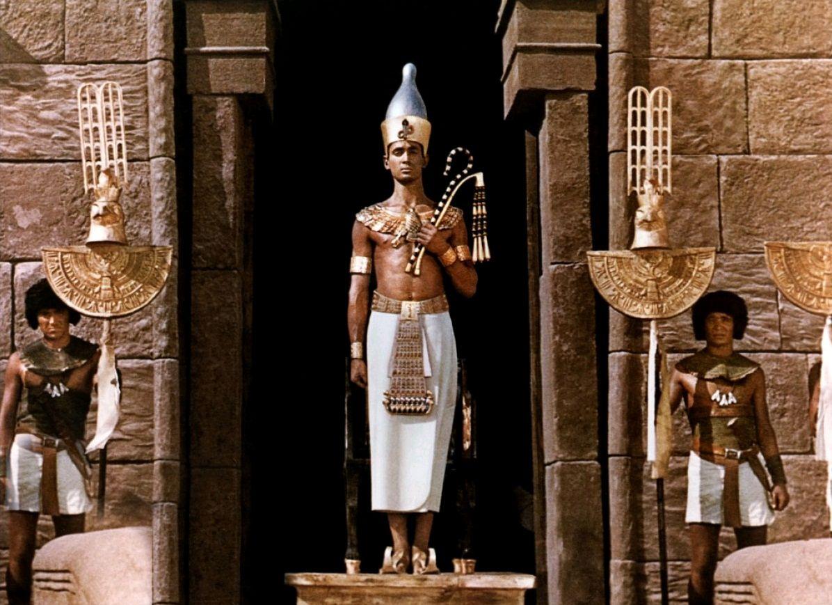 Фараон / Faraon (1966): кадр из фильма