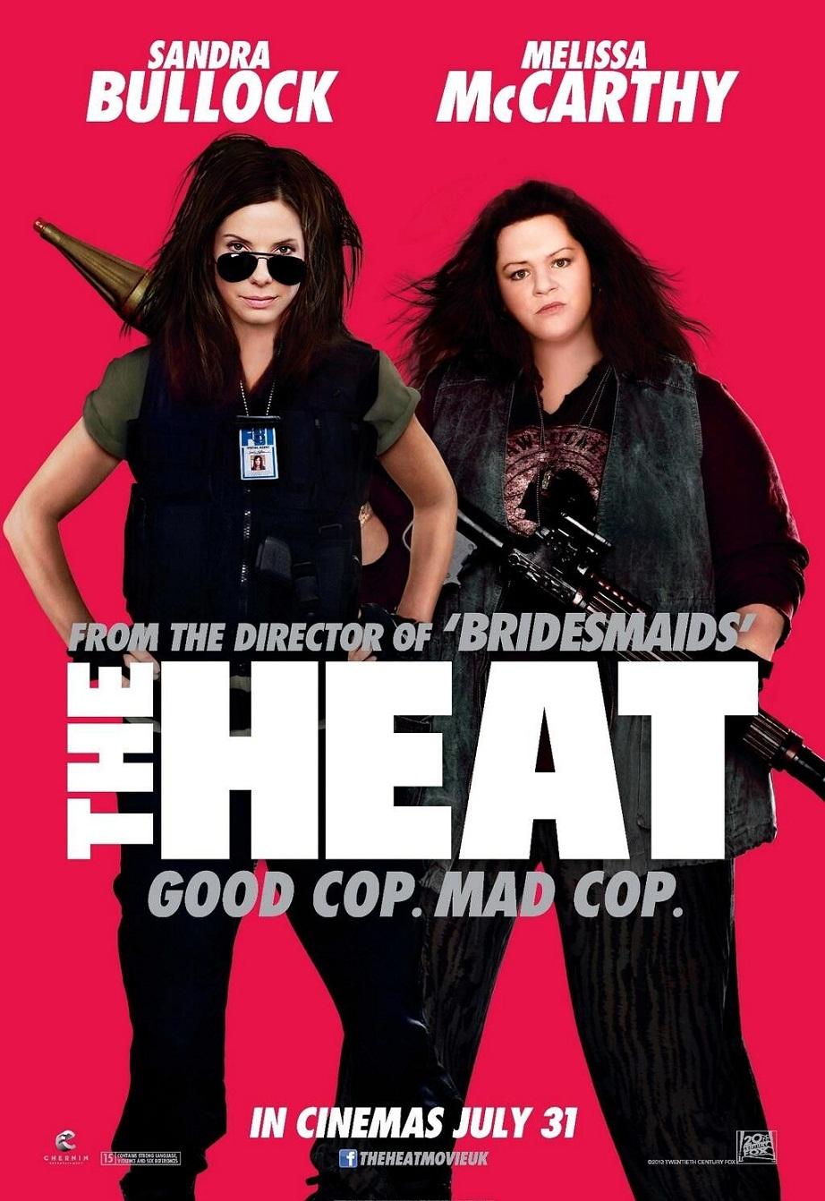 Копы в юбках / The Heat (2013): постер