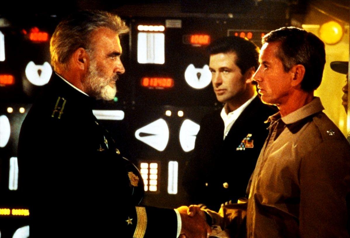 Охота за «Красным октябрём» / The Hunt for Red October (1990): кадр из фильма