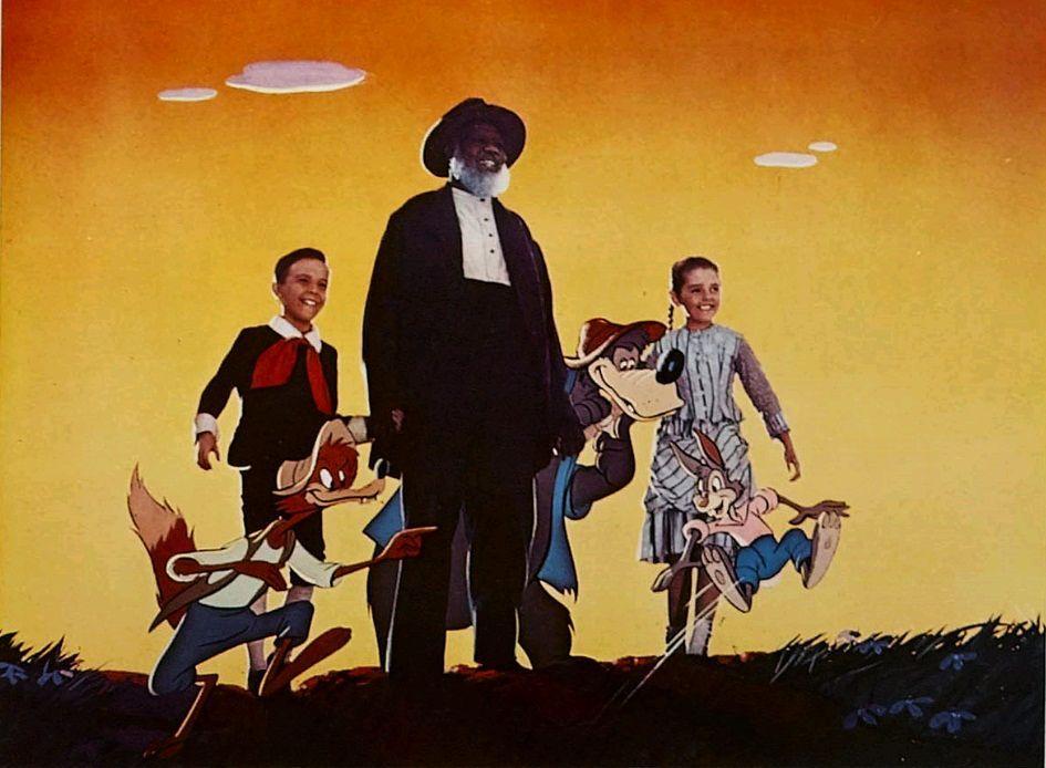 Песня Юга / Song of the South (1946): кадр из фильма