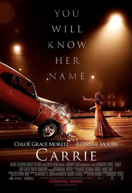 Телекинез / Carrie (2013): постер