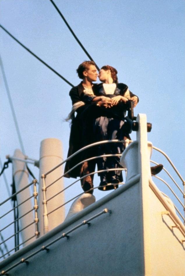 Титаник / Titanic (1997): кадр из фильма