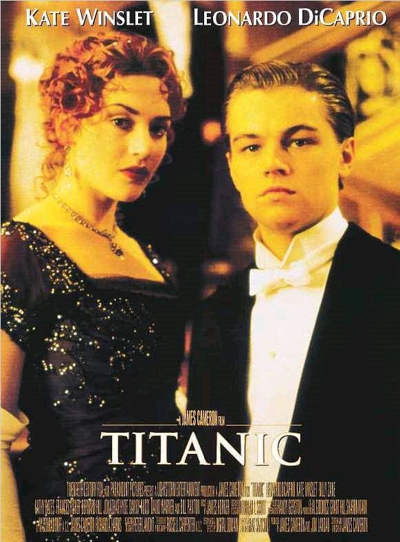 Титаник / Titanic (1997): постер