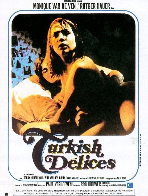 Турецкие сладости / Turks fruit (1973): постер
