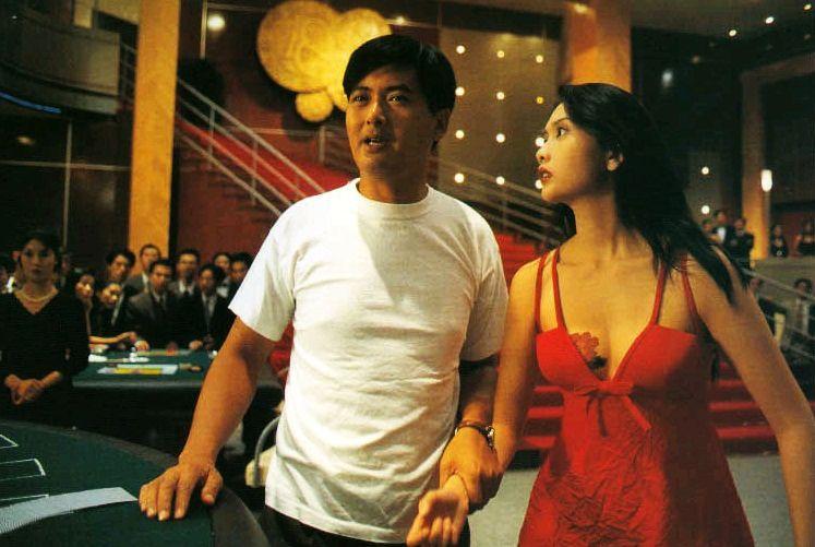Возвращение бога азартных игроков / Dou san 2 / The Return of the God of Gamblers (1994): кадр из фильма