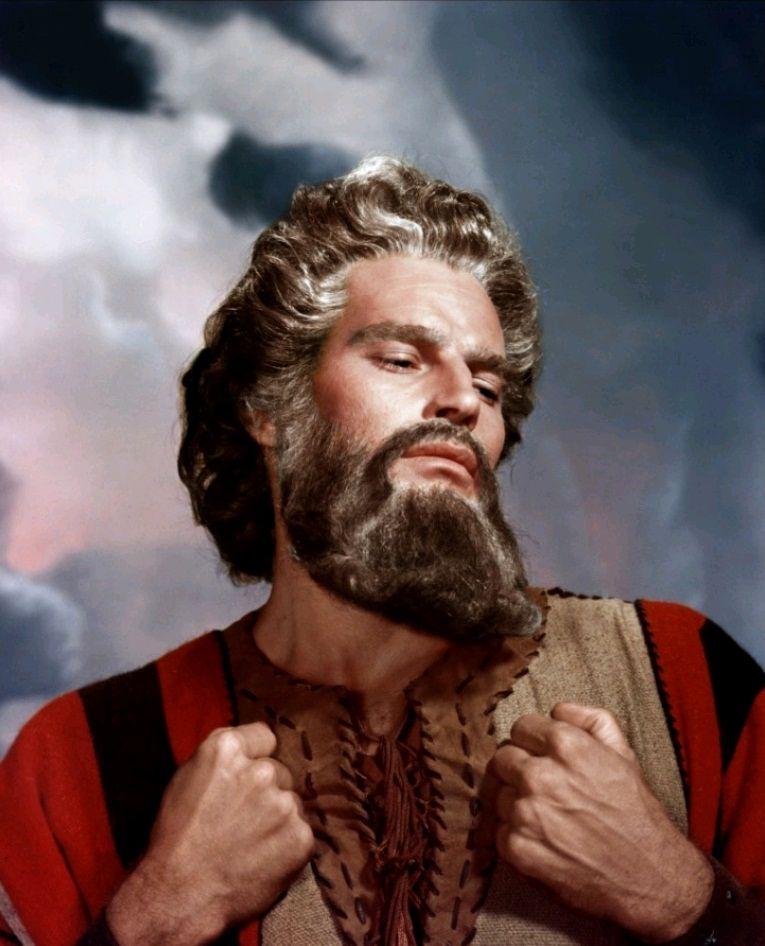Десять заповедей / The Ten Commandments (1956): кадр из фильма