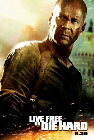 Крепкий орешек 4.0 / Live Free or Die Hard (2007)