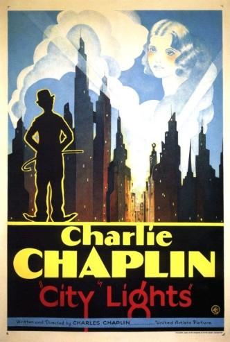 Огни большого города / City Lights (1931)