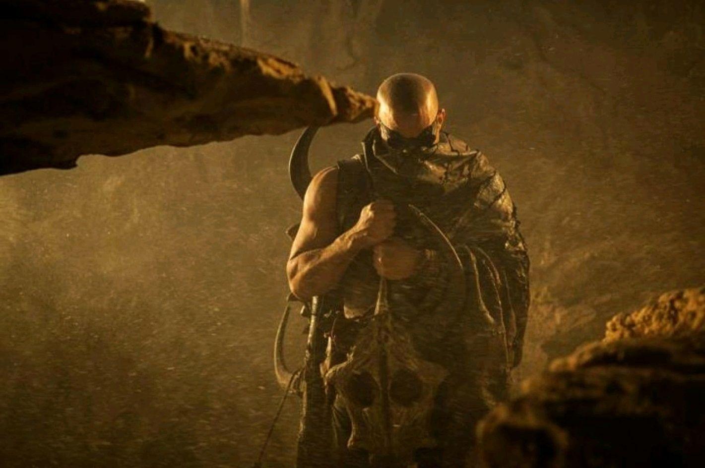 Риддик / Riddick (2013): кадр из фильма