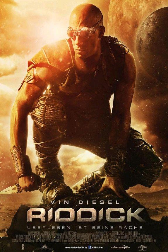 Риддик / Riddick (2013): постер