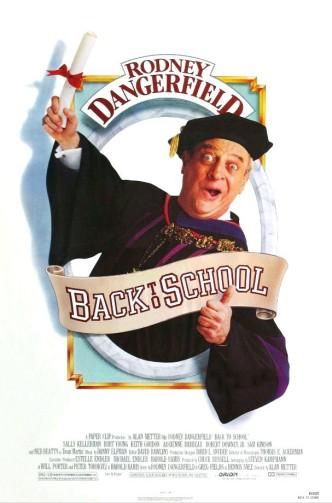 Снова в школу / Back to School (1986)