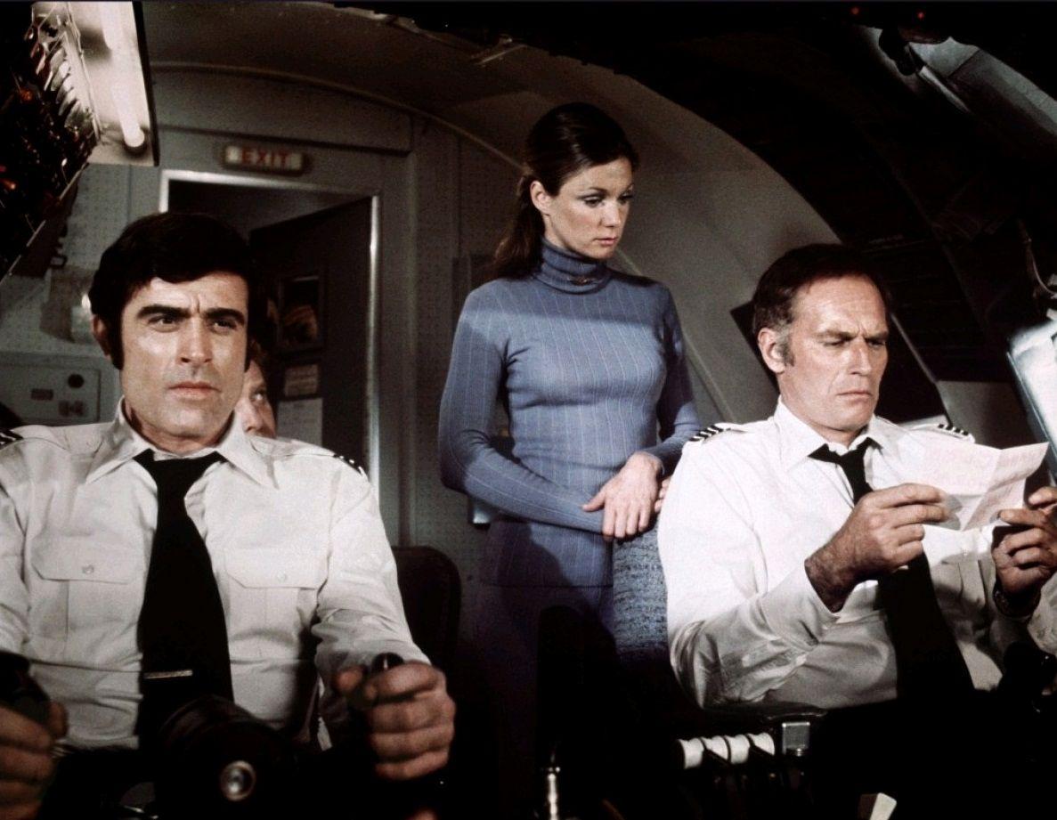 Аэропорт 1975 / Airport 1975 (1974): кадр из фильма