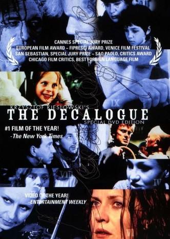 Декалог / Dekalog (1989) (мини-сериал)