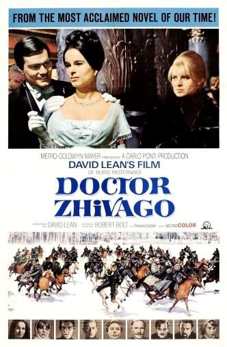 Доктор Живаго / Doctor Zhivago / Il dottor Zivago (1965)