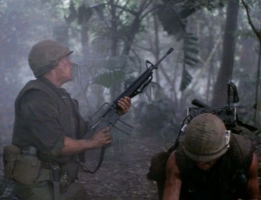 Командир взвода / Platoon Leader (1988): кадр из фильма