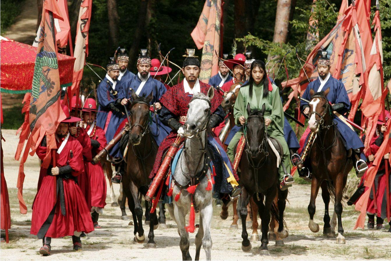 Король и шут / Wang-ui namja (2005): кадр из фильма