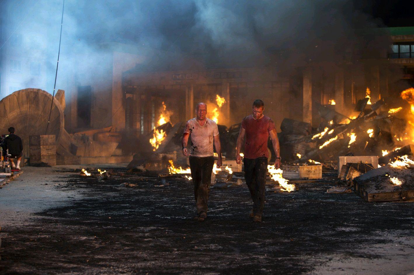 Крепкий орешек: Хороший день, чтобы умереть / A Good Day to Die Hard (2013): кадр из фильма