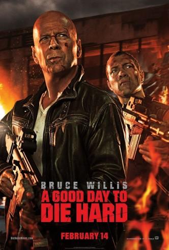 Крепкий орешек: Хороший день, чтобы умереть / A Good Day to Die Hard (2013)
