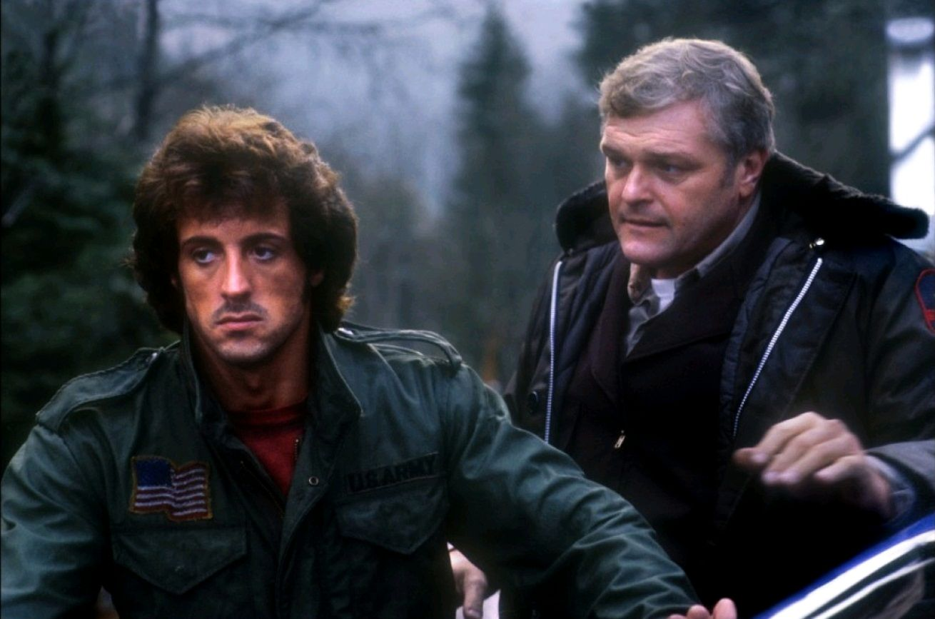 Рэмбо: Первая кровь / First Blood (1982): кадр из фильма