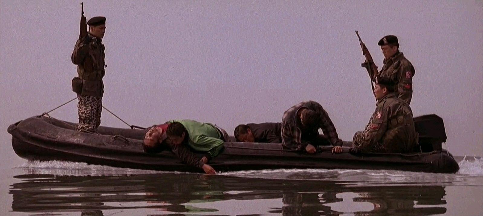 Сильмидо / Silmido (2003): кадр из фильма