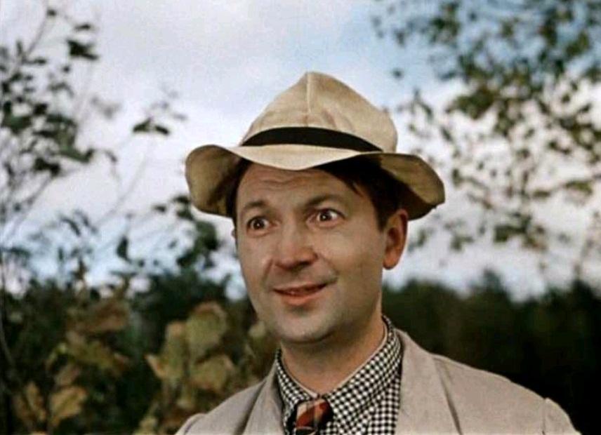 Совершенно серьёзно / Sovershenno seryozno (1961): кадр из фильма