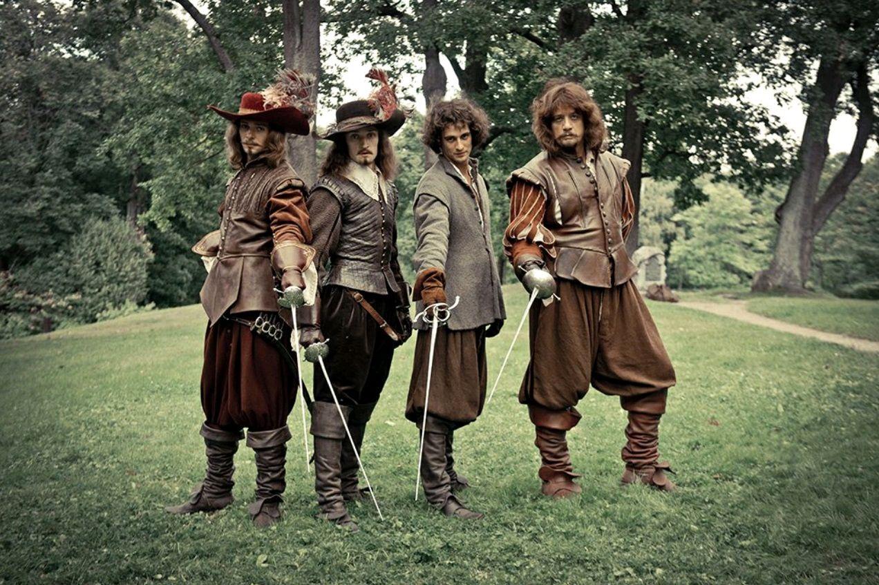 Три мушкетёра / Tri mushketera (2013): кадр из фильма