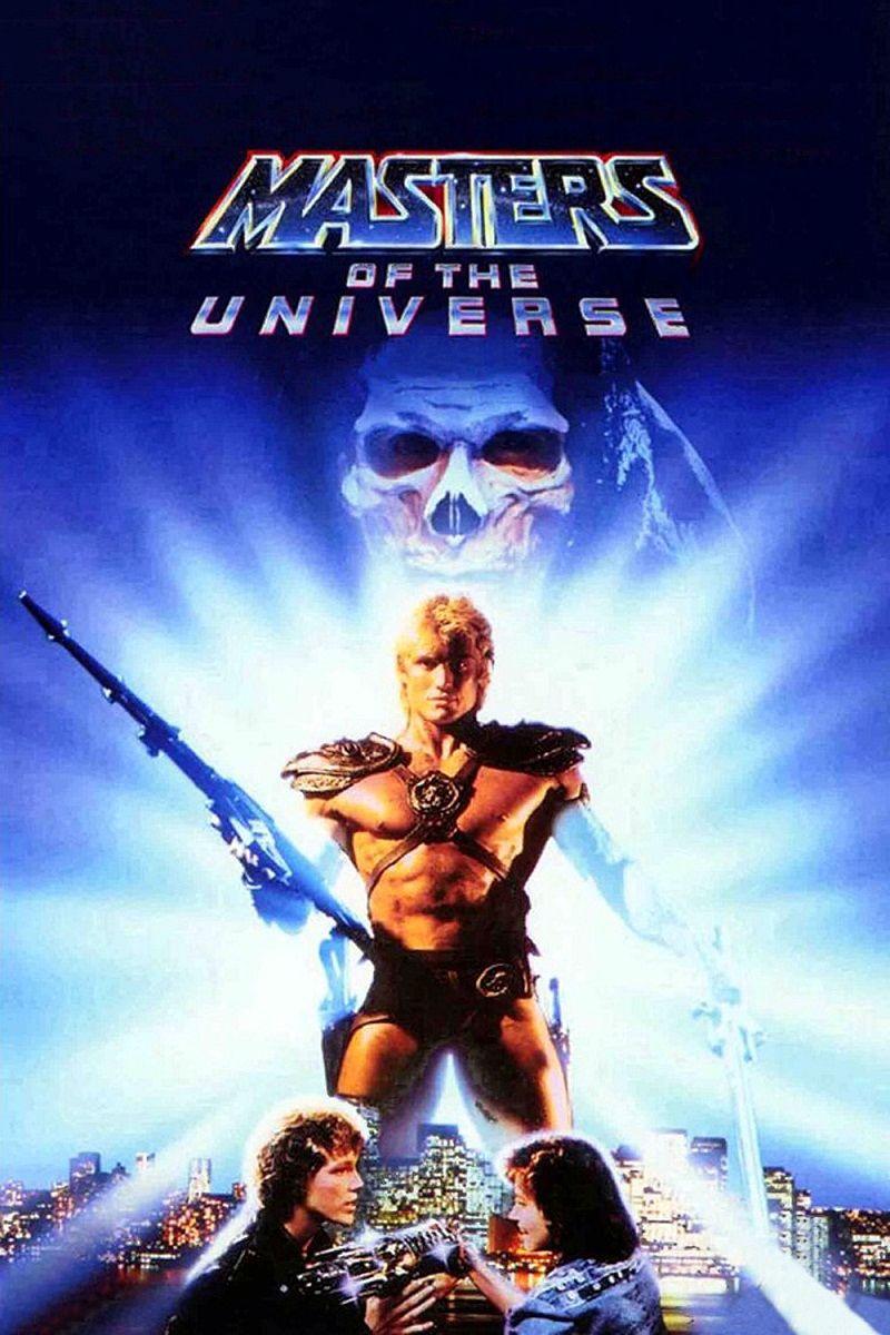Властелины Вселенной / Masters of the Universe (1987): постер