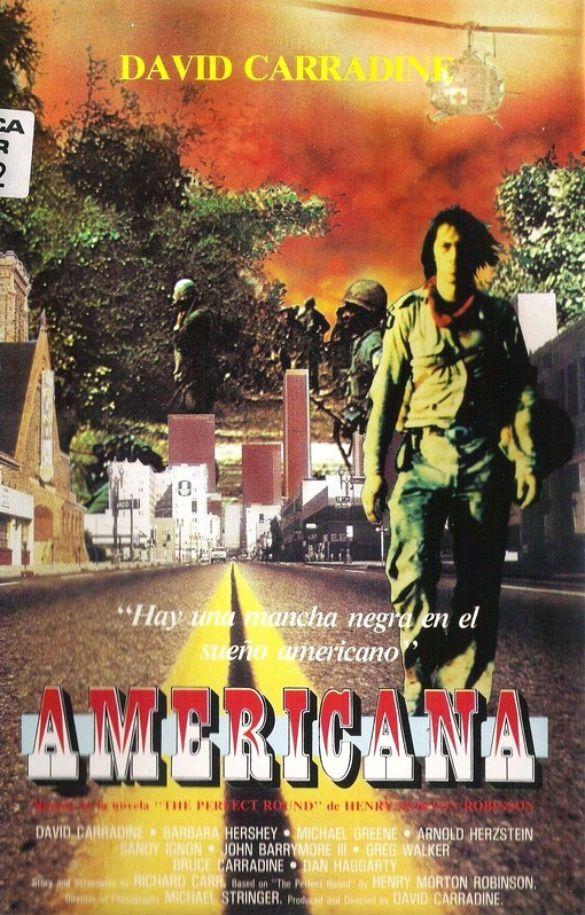 Американа / Americana (1981): постер