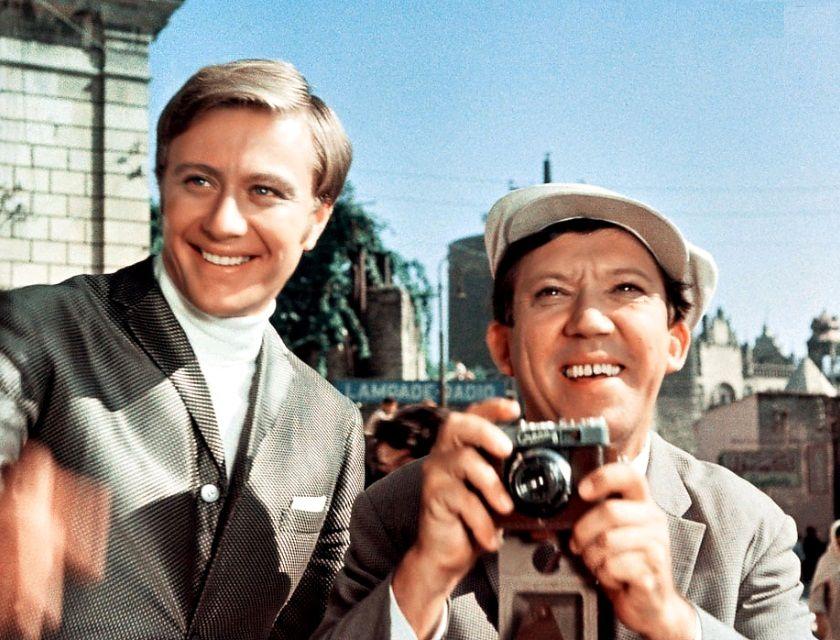 Бриллиантовая рука / Brilliantovaya ruka (1969): кадр из фильма