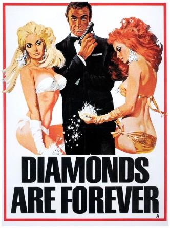 Бриллианты навсегда / Diamonds Are Forever (1971)
