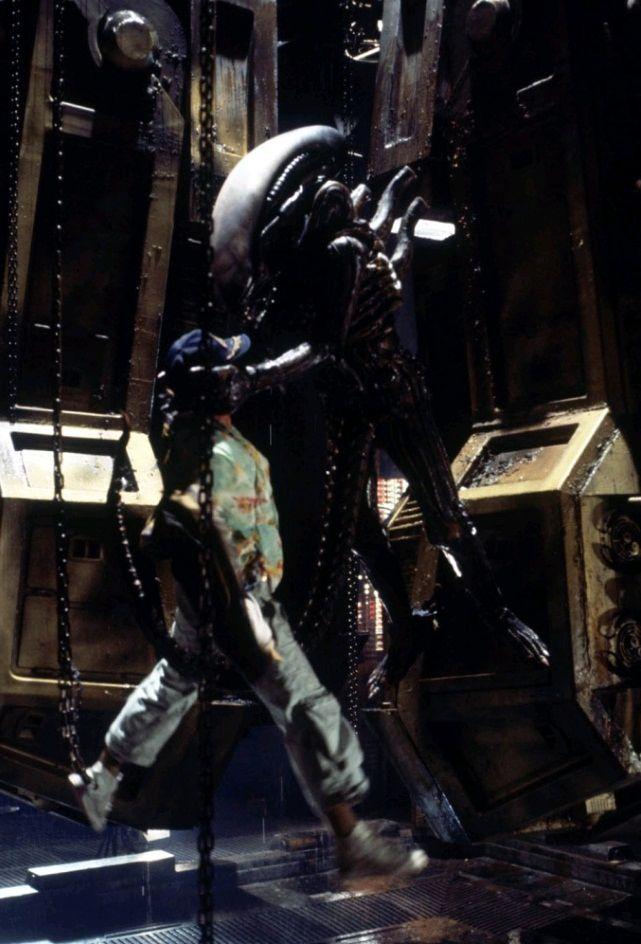Чужой / Alien (1979): кадр из фильма