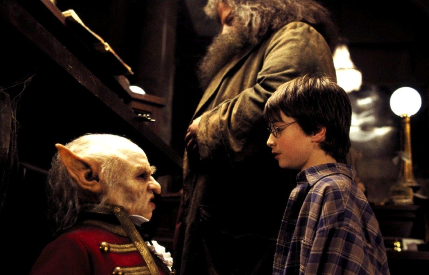 Гарри Поттер и философский камень / Harry Potter and the Sorcerer's Stone (2001): кадр из фильма