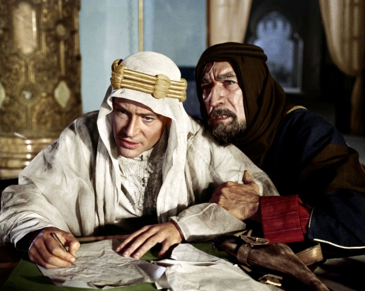 Лоуренс Аравийский / Lawrence of Arabia (1962): кадр из фильма