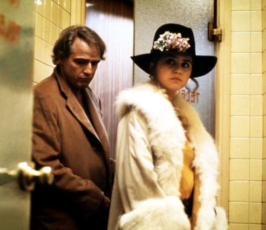 Последнее танго в Париже / Ultimo tango a Parigi / Le dernier Tango à Paris (1972): кадр из фильма