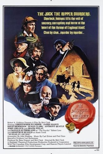 Убийство по приказу / Murder by Decree (1979)
