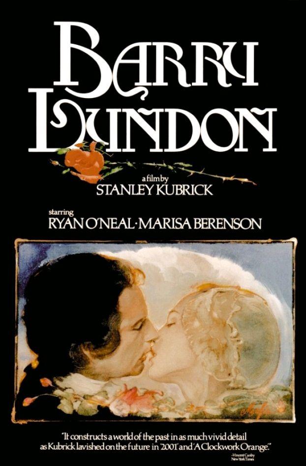 Барри Линдон / Barry Lyndon (1975): постер