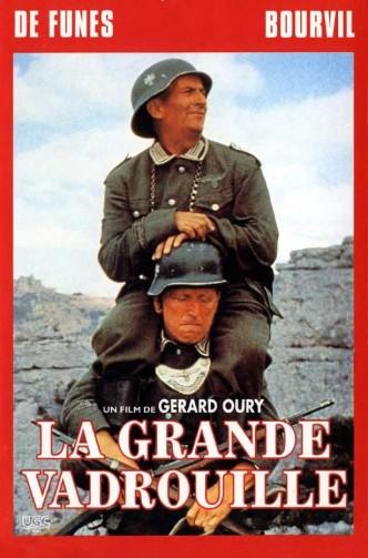 Большая прогулка / La grande vadrouille (1966)