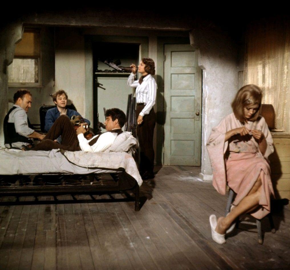 Бонни и Клайд / Bonnie and Clyde (1967): кадр из фильма