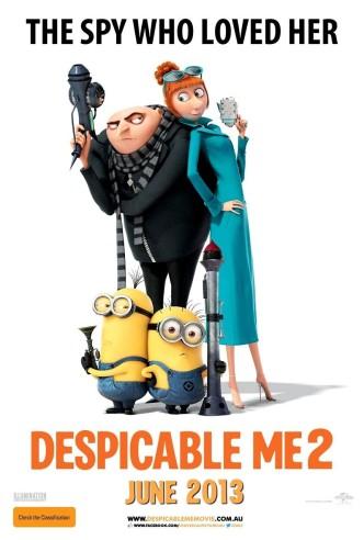Гадкий я 2 / Despicable Me 2 (2013)