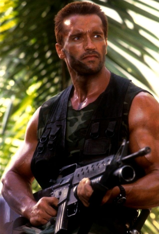 Хищник / Predator (1987): кадр из фильма