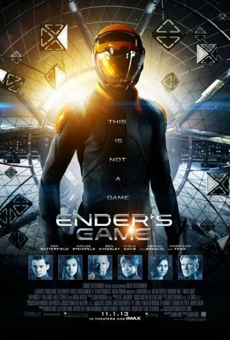 Игра Эндера / Ender's Game (2013)