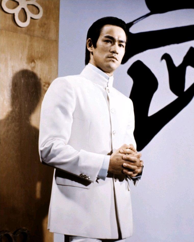 Кулак ярости / Jing wu men / Fist of Fury (1972): кадр из фильма