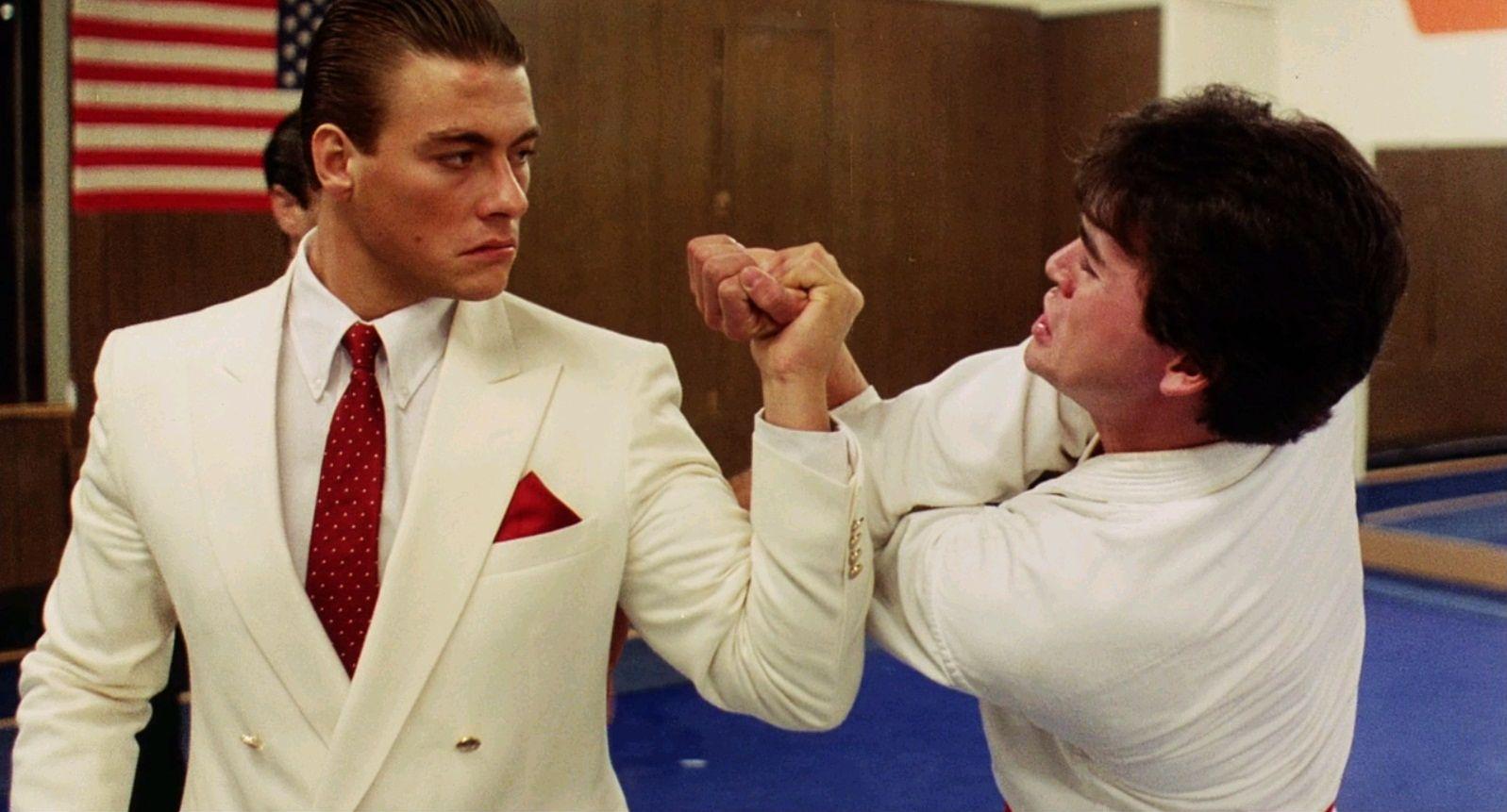 Не отступать и не сдаваться / No Retreat, No Surrender (1986): кадр из фильма