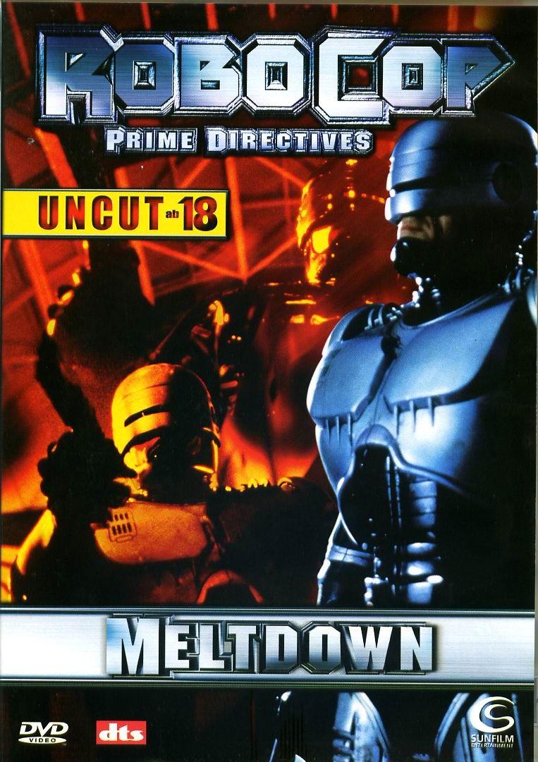 Робокоп возвращается / RoboCop: Prime Directives (2000) (мини-сериал): постер