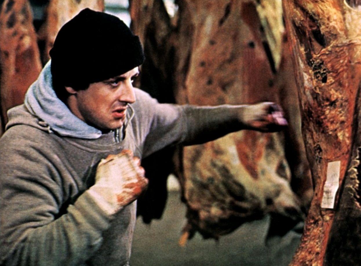 Рокки / Rocky (1976): кадр из фильма