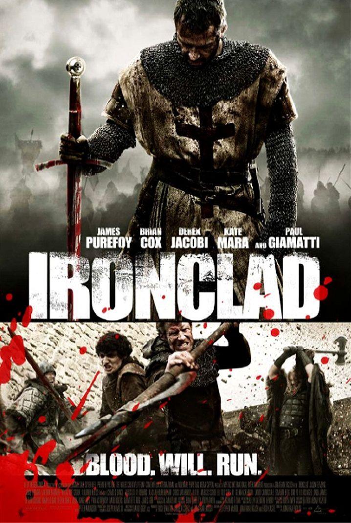 Железный рыцарь / Ironclad (2011): постер