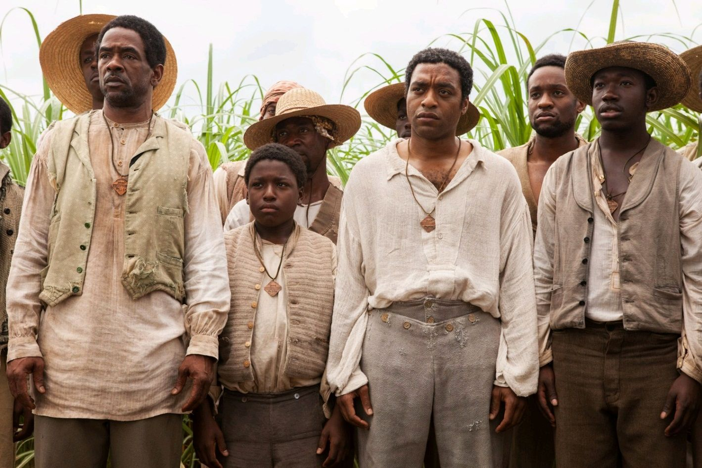 12 лет рабства / 12 Years a Slave (2013): кадр из фильма