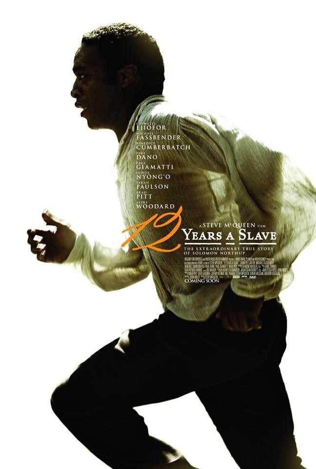 12 лет рабства / 12 Years a Slave (2013): постер