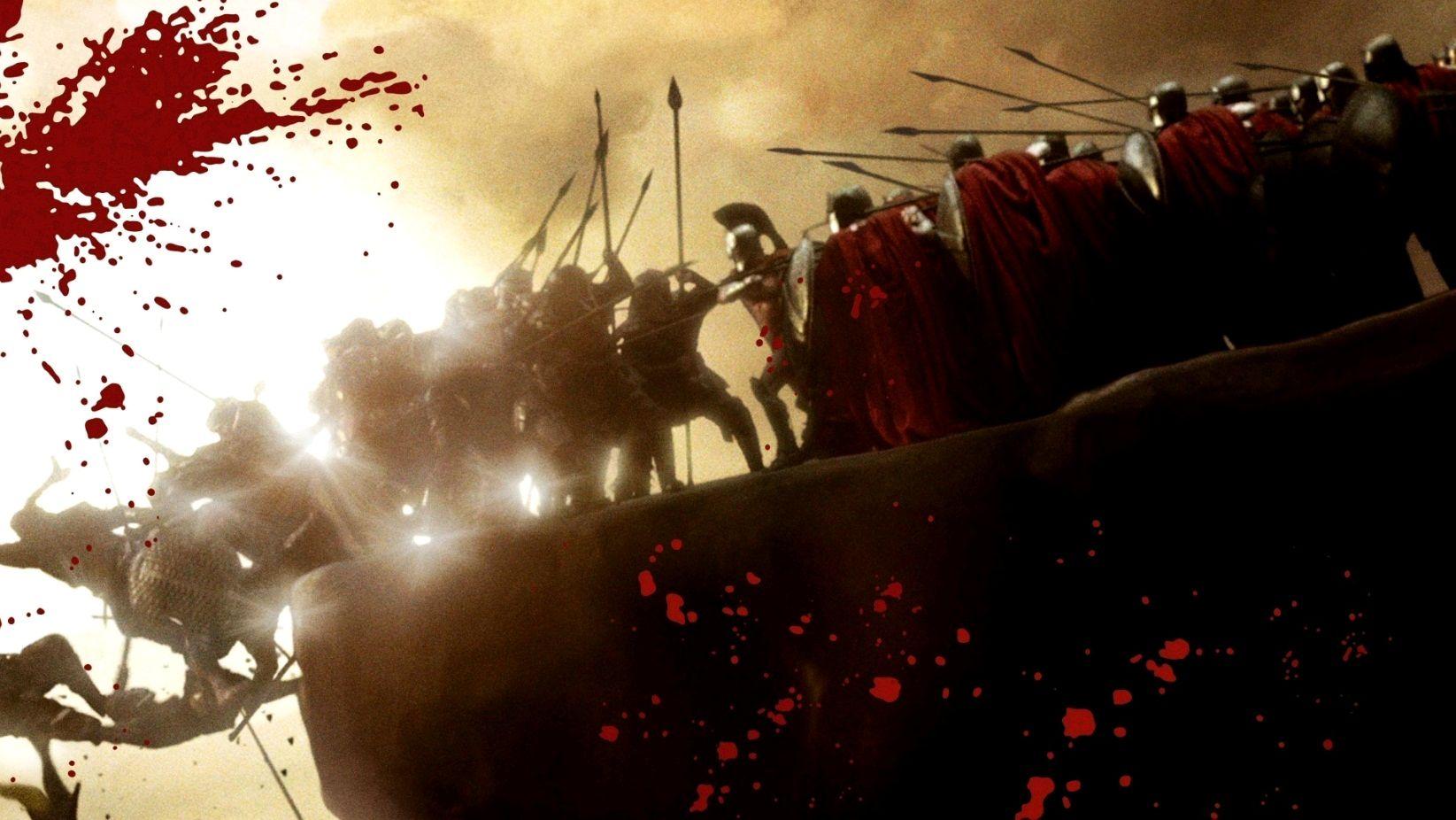 300 спартанцев / 300 (2006): кадр из фильма